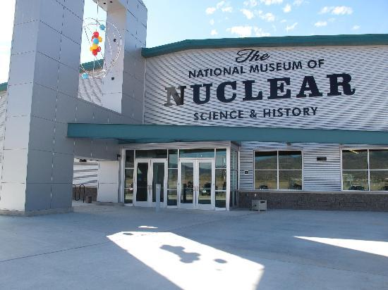 Nat. Museum of Nuclear Science & History