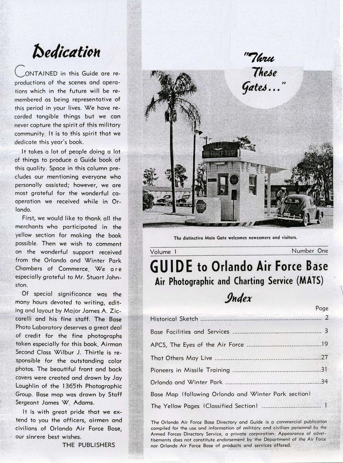 Orlando AFB Guide