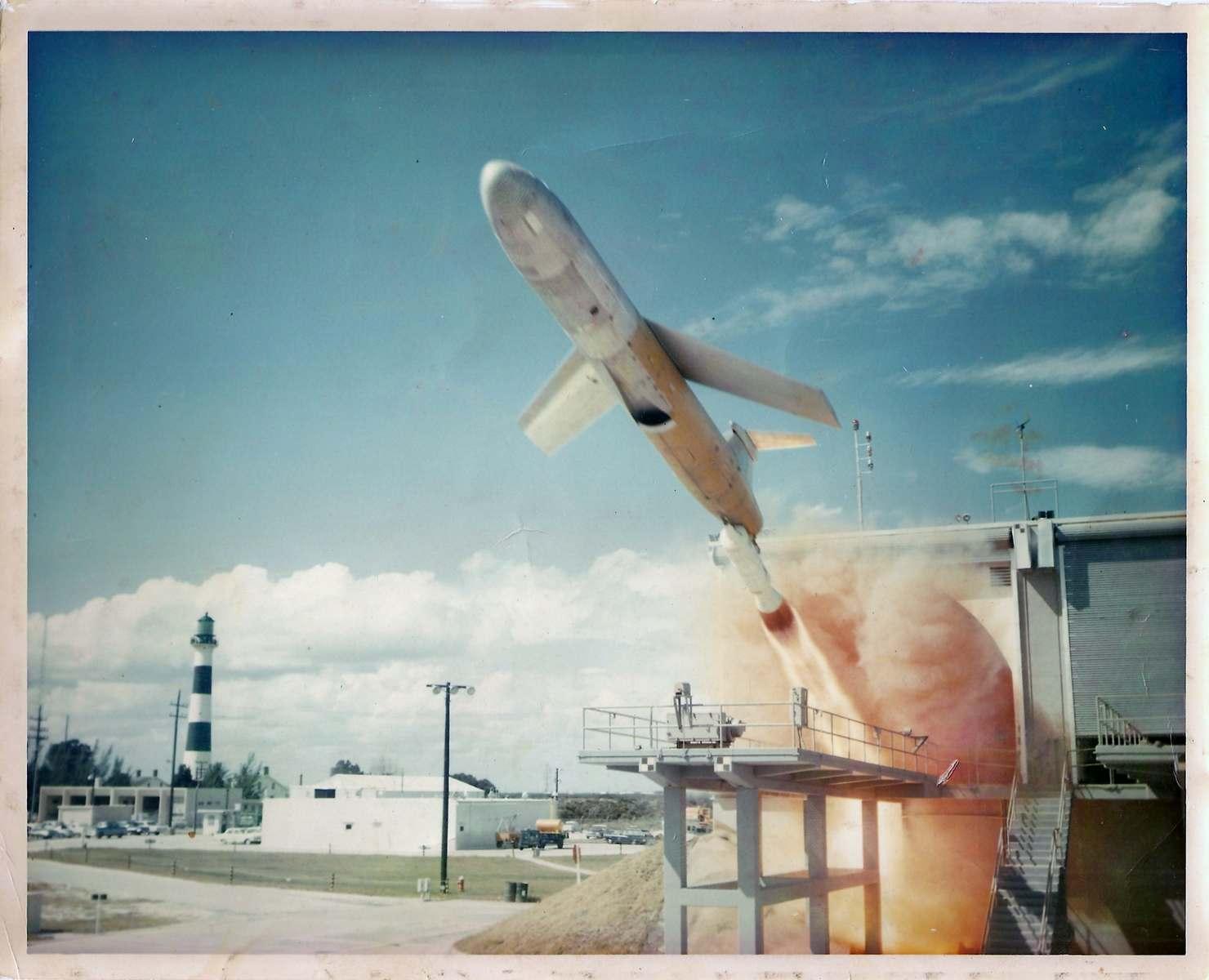 Mace B Test Launch