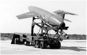 YB-61 Matador (photo courtesy of Bob Bolton)