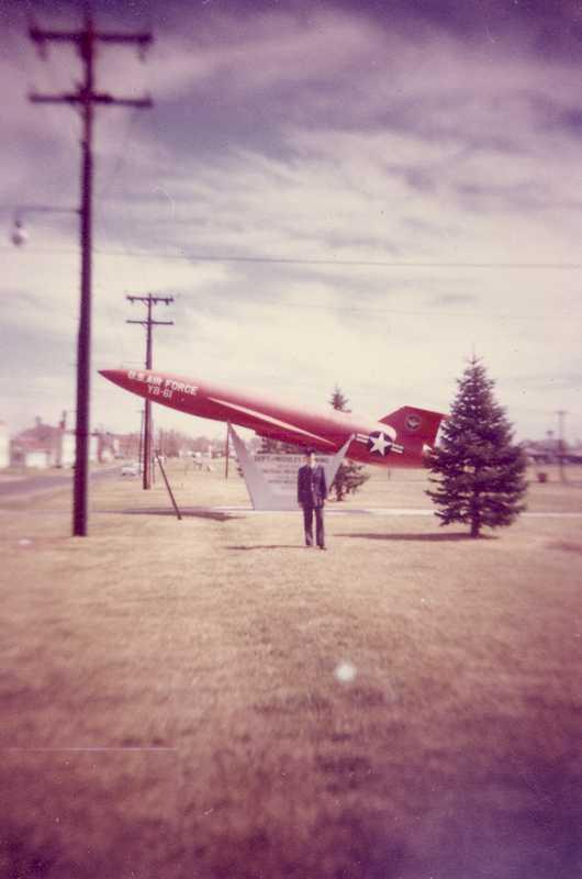 YB-61 Matador