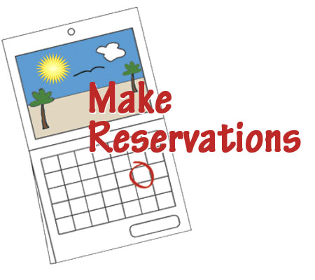 San Diego Reunion Reservations Going Slowly