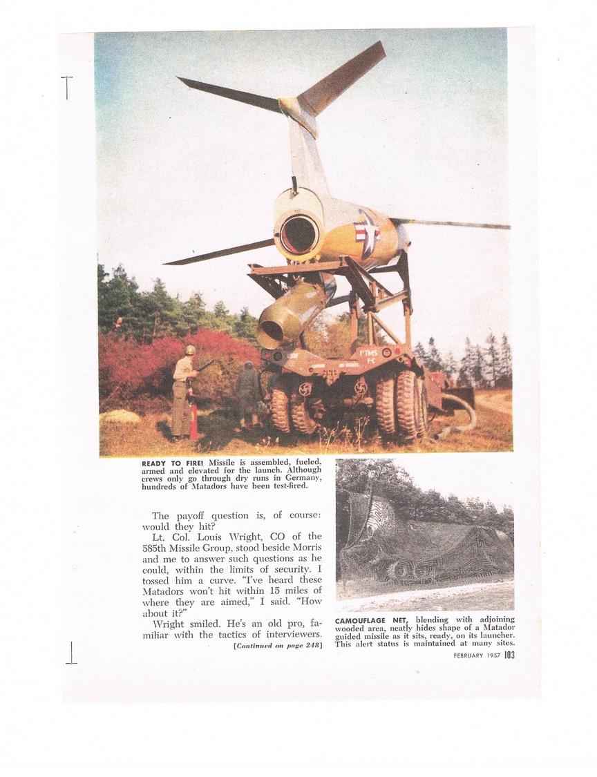 B-61 (courtesy of John Gibbs)