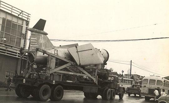 Okinawa's first nuclear missile men break silence