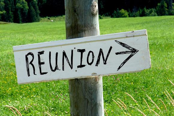 2013 Reunion Attendance Survey