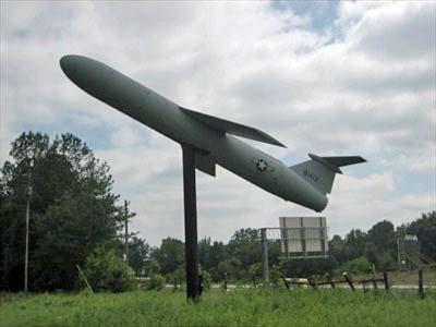TM-76 Mace – Robins AFB