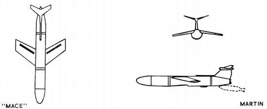 Standard Aircraft Characteristics – Mace