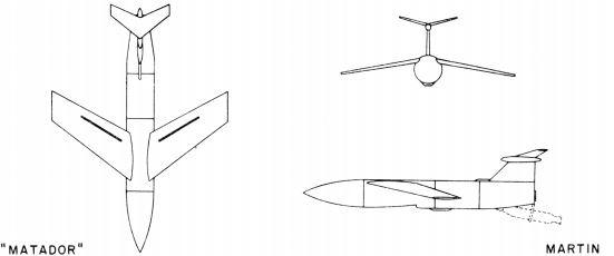 Standard Aircraft Characteristics – Matador
