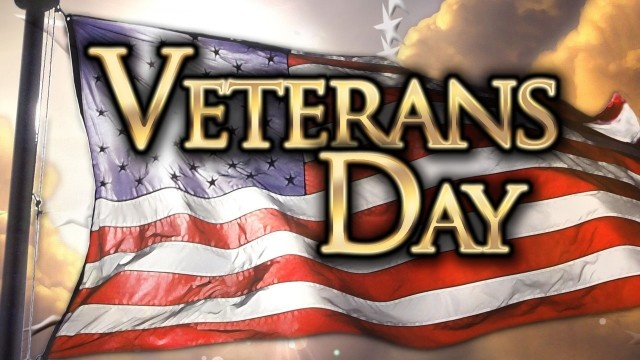 Veterans Day Discounts – 2016
