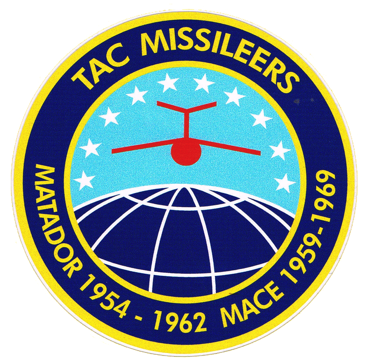 TAC Missileers T-Shirts