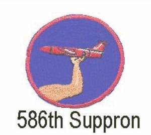 586th Suppron